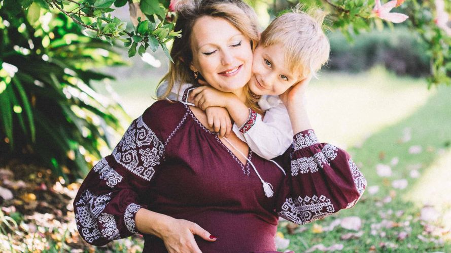 pregnancy photo session mornington-2