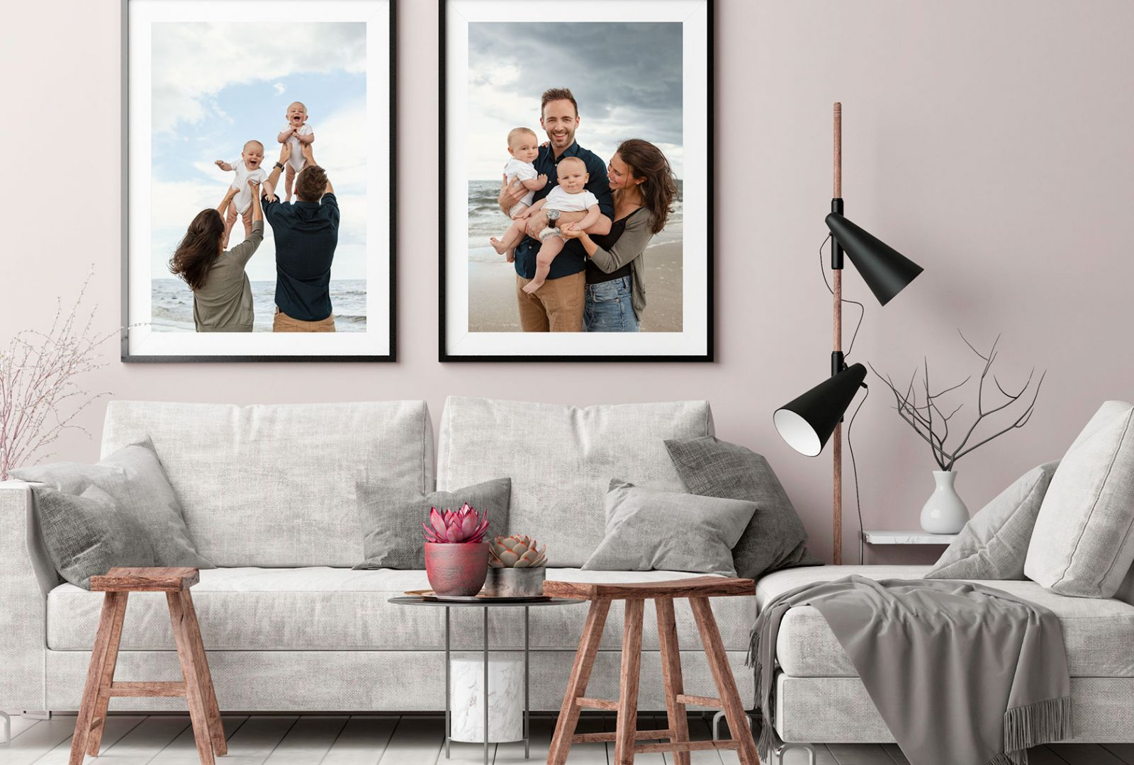 Wall-art-family-kids