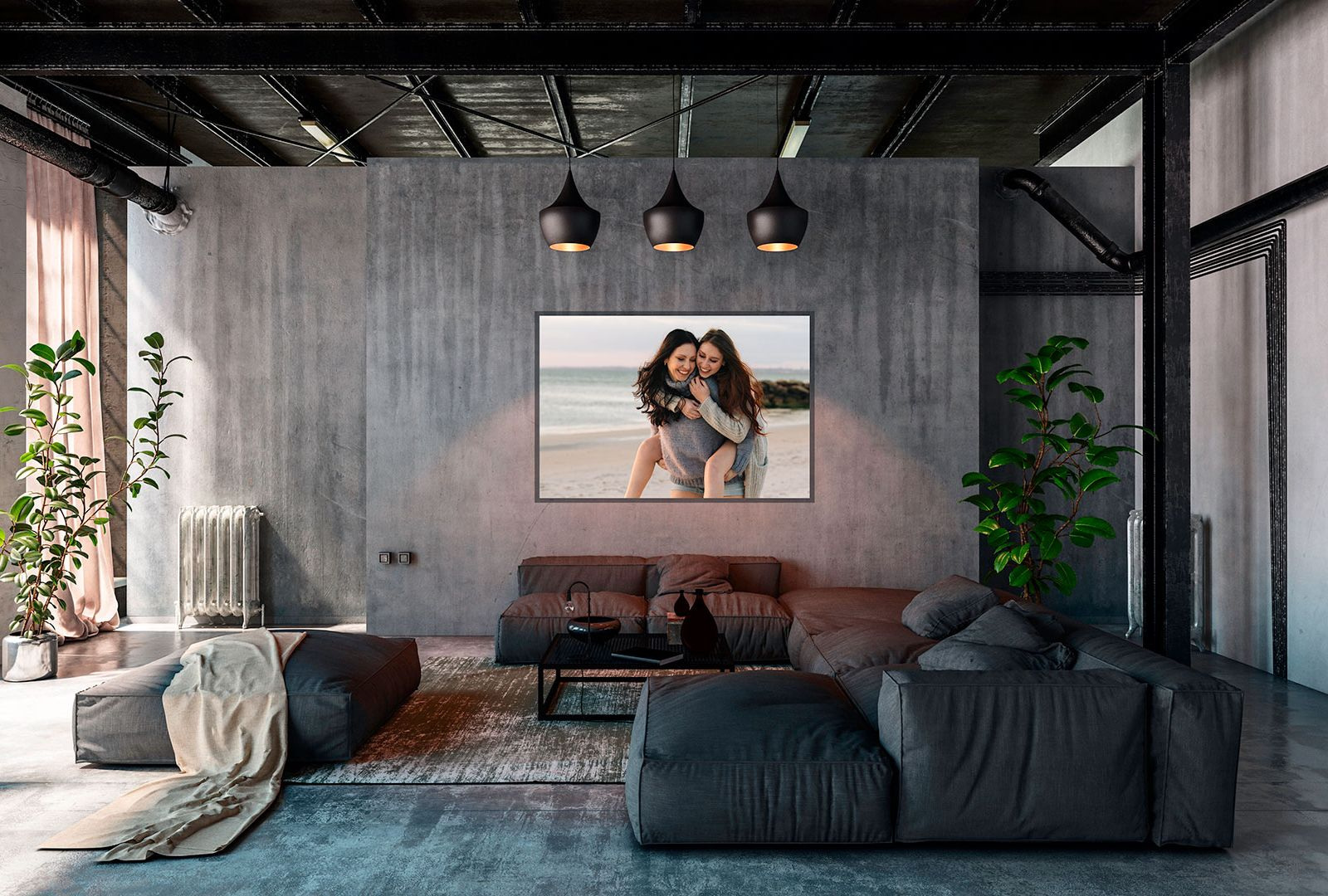 Wall-prints-family